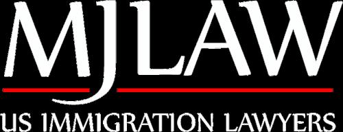mj law logo white